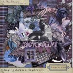 Chasing down a daydream kit by Kakleidesigns