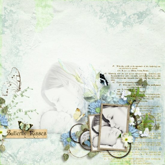 The Butterfly Journals - Add-on Kit - Click Image to Close