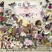 G & T DESIGNS SHOW ME YESTERDAY RE-RELEASE