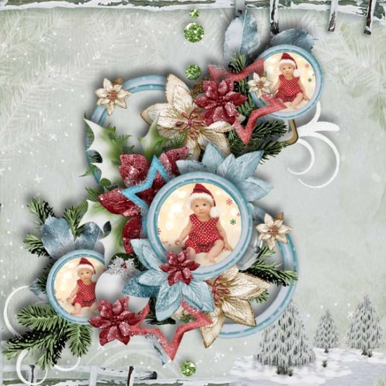 Winter magic by Scrap'Angie - Click Image to Close