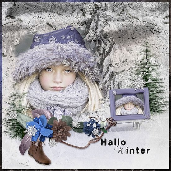 Winter is coming page kit - Click Image to Close