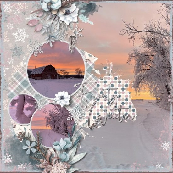 Frosty Winter - Collection - Click Image to Close
