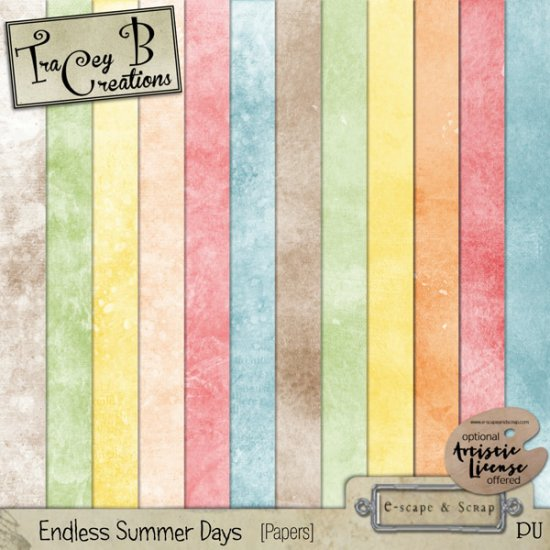 Endless Summer Days Collection - Click Image to Close