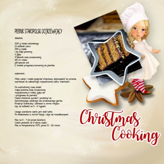 My Christmas Cooking Recipes (PU) de kittyscrap - Click Image to Close