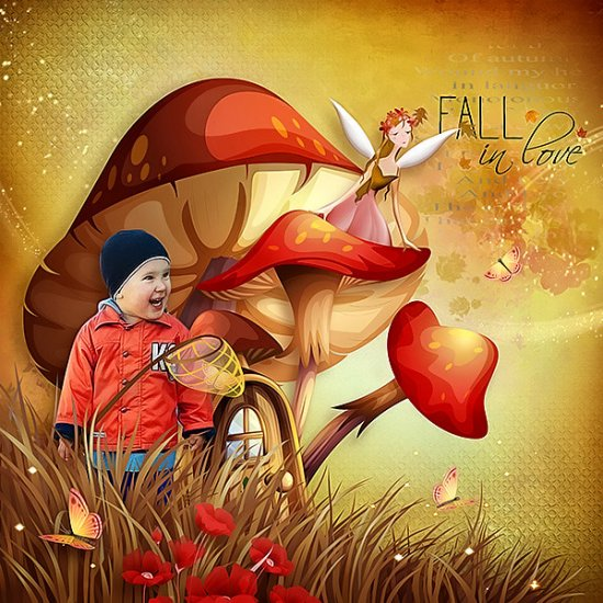 Fairies Sing Autumn - Click Image to Close