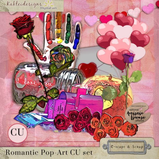 CU Romantic Collection - Click Image to Close