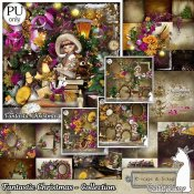 Fantastic Christmas Collection (PU) by kittyscrap