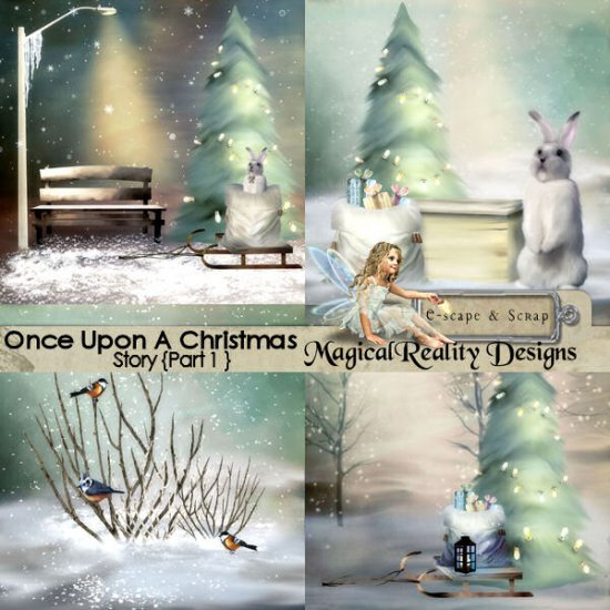 Once Upon A Christmas Story Part 1 XL Bundle - Click Image to Close