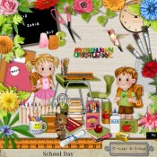 School Day Kit (PU) by Louise L