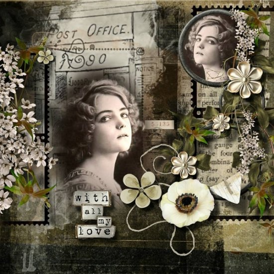 G & T DESIGNS IN THE MAIL KIT - Click Image to Close
