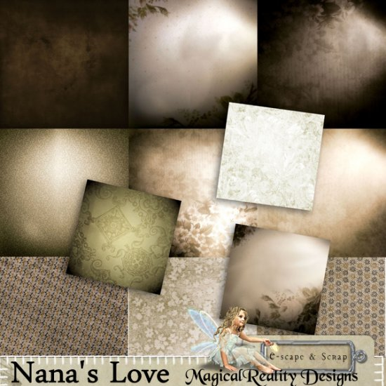 Nanas Love Bundle - Click Image to Close