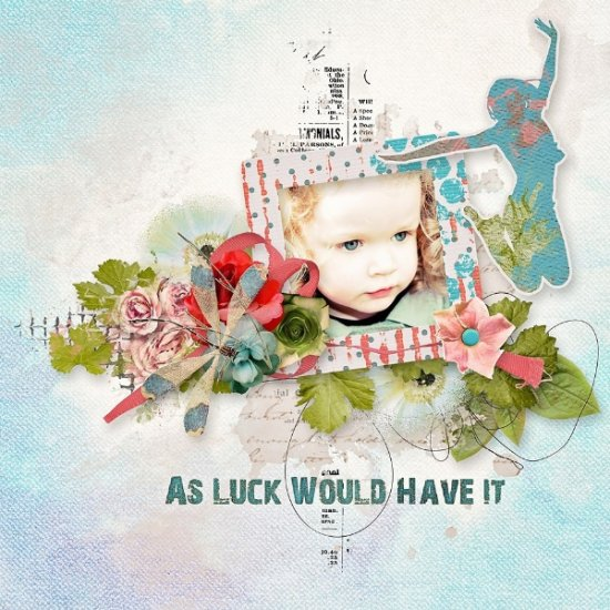 As Luck Would Have It Mega Collaboration - Click Image to Close