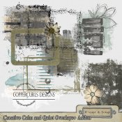 Creative Calm and Quiet Overlays Plus Coppercurls