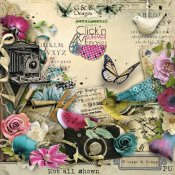 Click'n Summer Memories - Add-on kit by G&T Designs