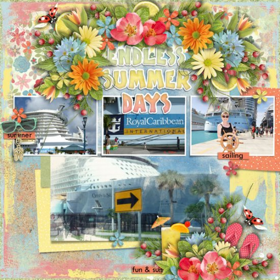 Endless Summer Days - Bundle - Click Image to Close