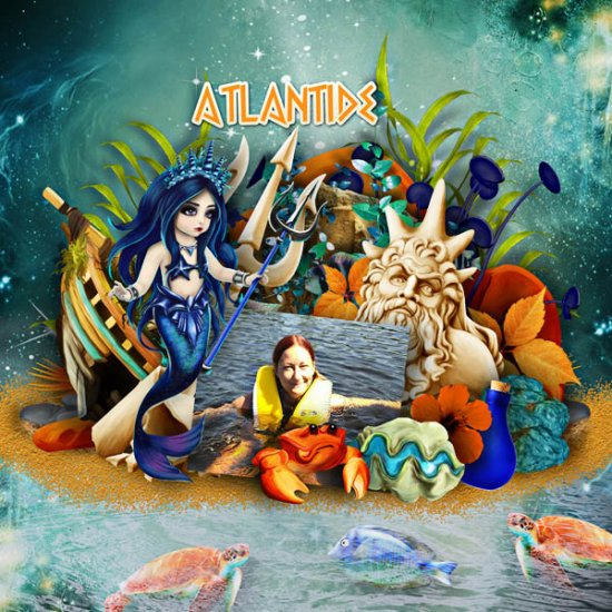 Atlantide (PU) by KittyScrap - Click Image to Close