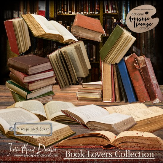 The Book Lover's Collection #1 - Click Image to Close