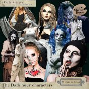 The Dark hour Characters