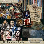 The Dark hour Collection