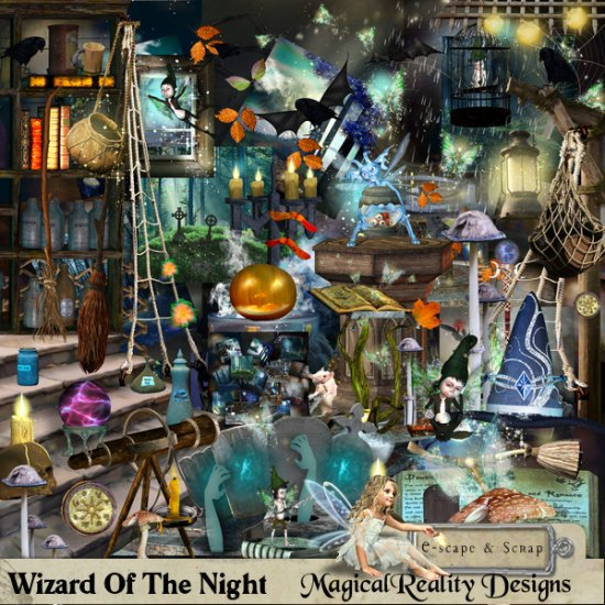 Wizard Of The Night XXL Bundle - Click Image to Close