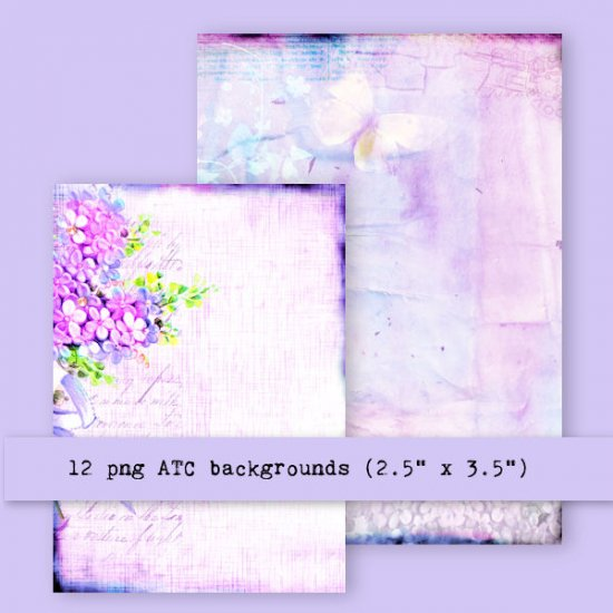 ATC- Vintage Easter - Click Image to Close