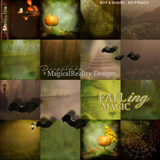 FALLing Magic Bundle - Click Image to Close
