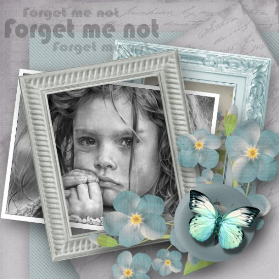 Forget Me Not - Click Image to Close