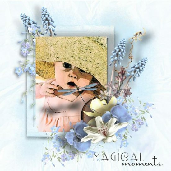G & T DESIGNS THE MAGIC TOUCH - RE-RELEASED - Click Image to Close