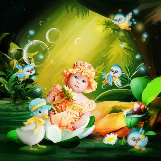 Easter To Fairyworld (PU) de KittyScrap - Click Image to Close