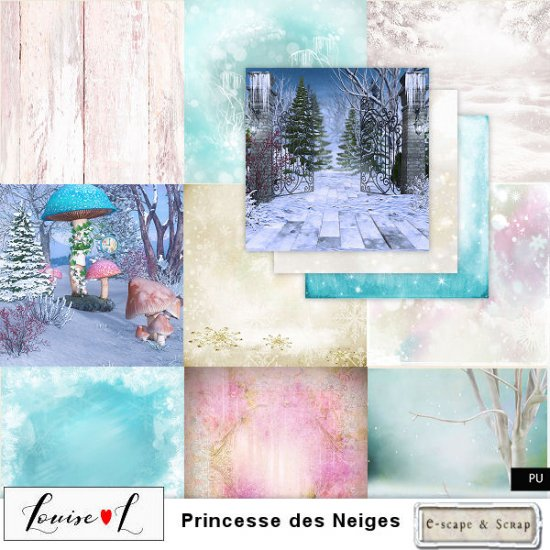 Princesse des Neiges - Click Image to Close