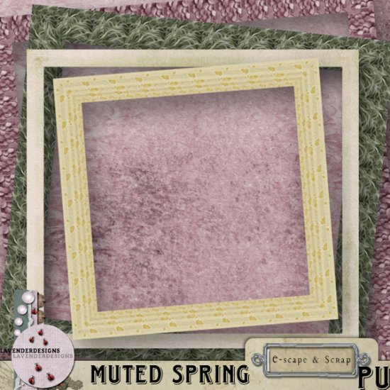 Muted Spring - Click Image to Close