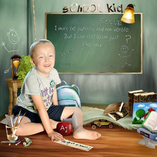 School Kid - Click Image to Close