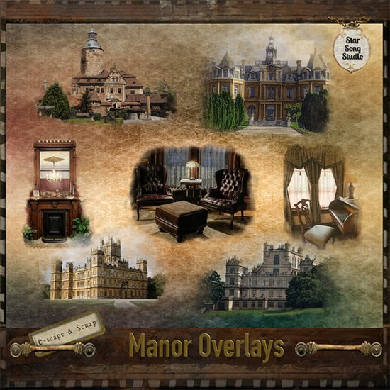 Middleton Manor Bundle - Click Image to Close