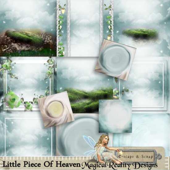 Little Piece Of Heaven Collection - Click Image to Close