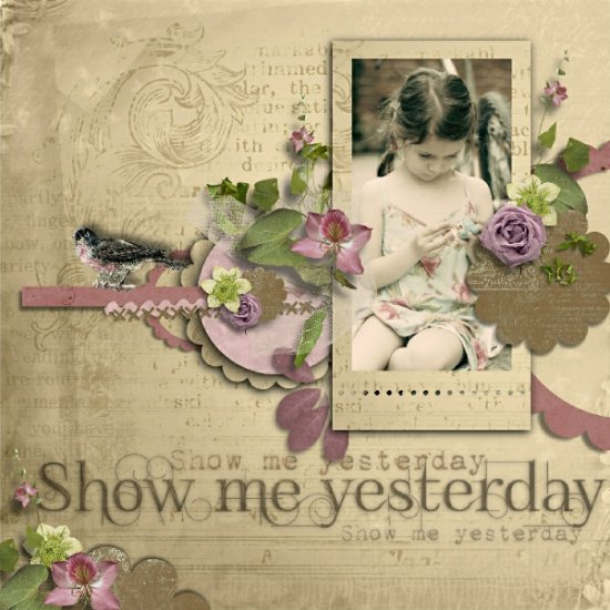 G & T DESIGNS SHOW ME YESTERDAY RE-RELEASE - Click Image to Close