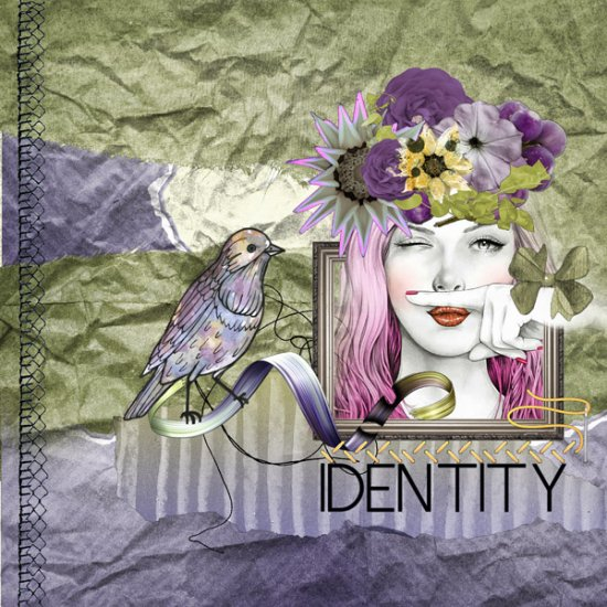 My Identity Page kit - Click Image to Close