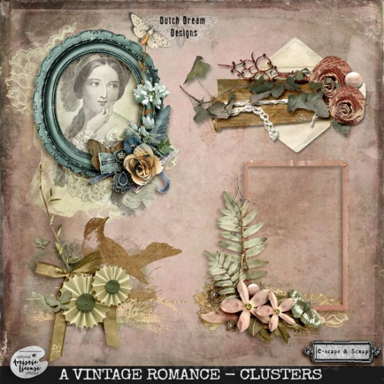 A Vintage Romance Collection - Click Image to Close