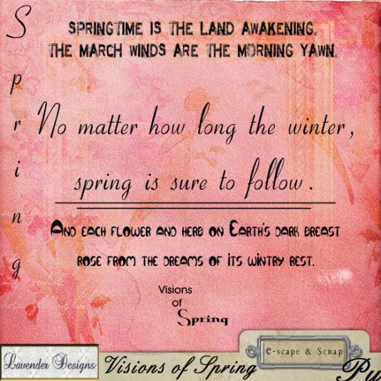 Visions of Spring - Click Image to Close