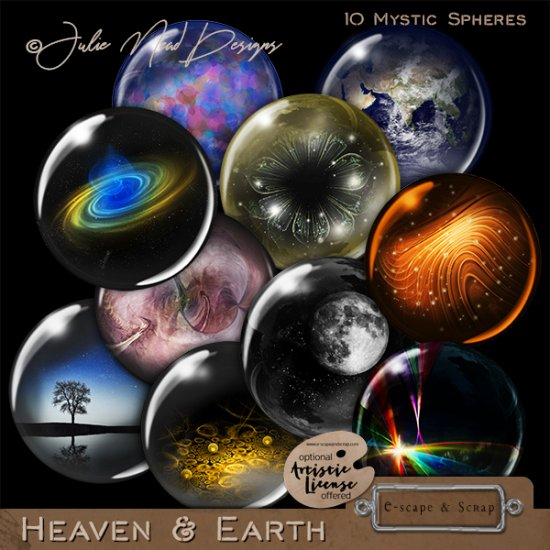 Heaven and Earth Collection - Click Image to Close