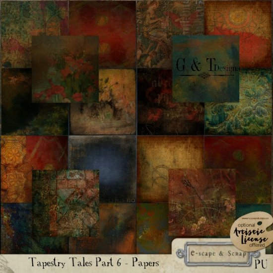 G & T DESIGNS TAPESTRY TALES PART 6 - Click Image to Close