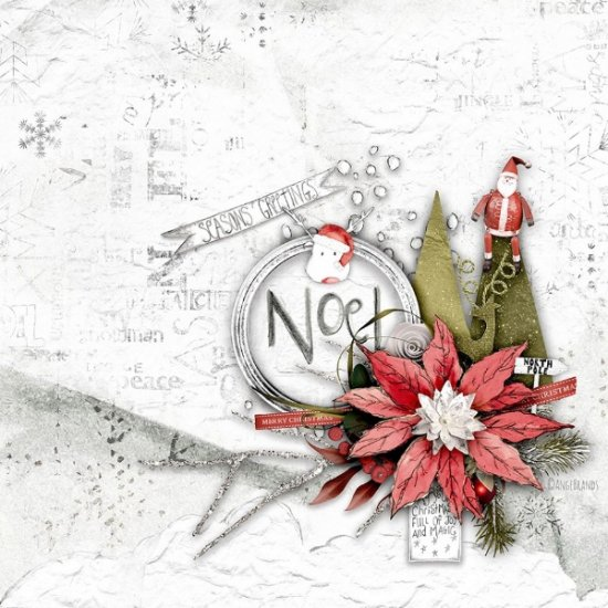 G & T DESIGNS WHIMSICAL WINTER WONDERLAND KIT - Click Image to Close