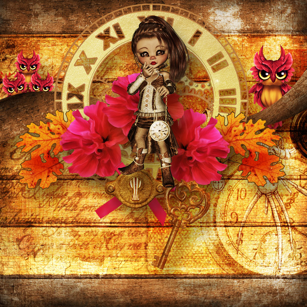 Magic Steampunk Dream Add-on - Click Image to Close