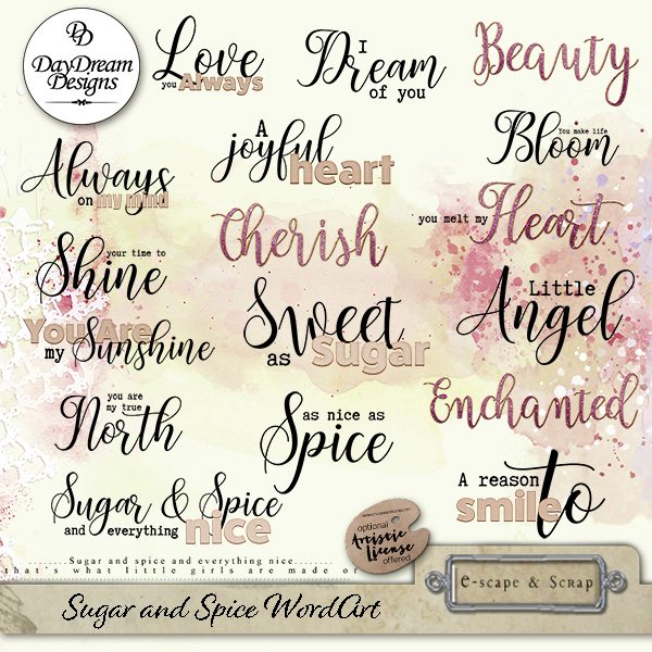 Sugar and Spice Collection - Click Image to Close