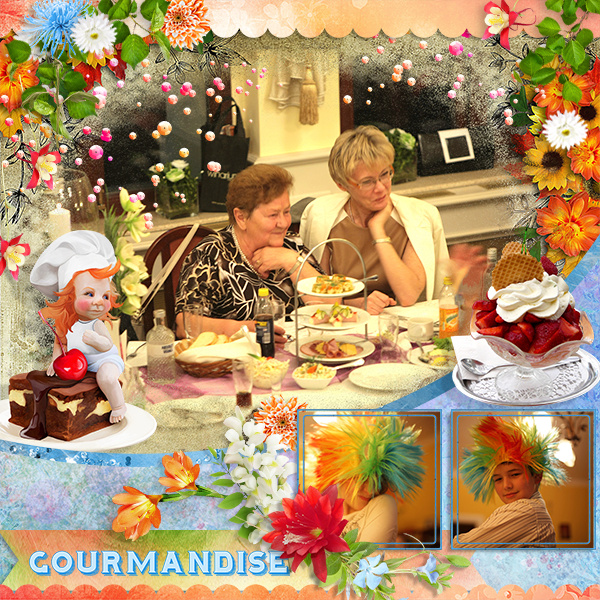 Gourmandise - Click Image to Close