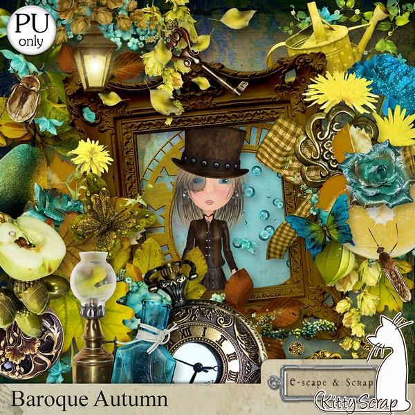 Baroque Autumn