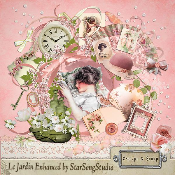 Le Jardin Enhanced Collection