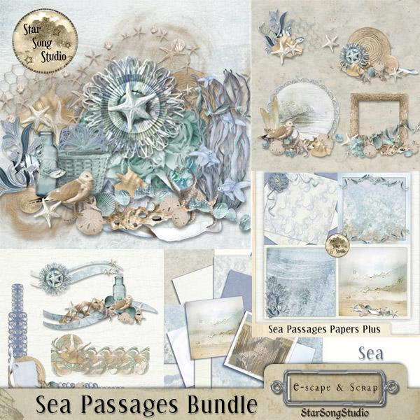 Sea Passages Bundle