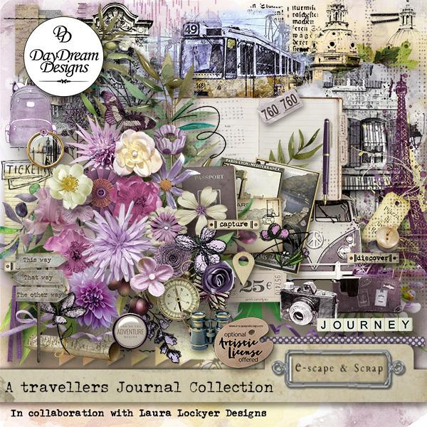 A Travellers Journal Collection