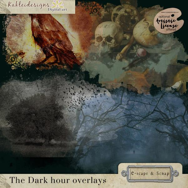 The Dark hour Overlays