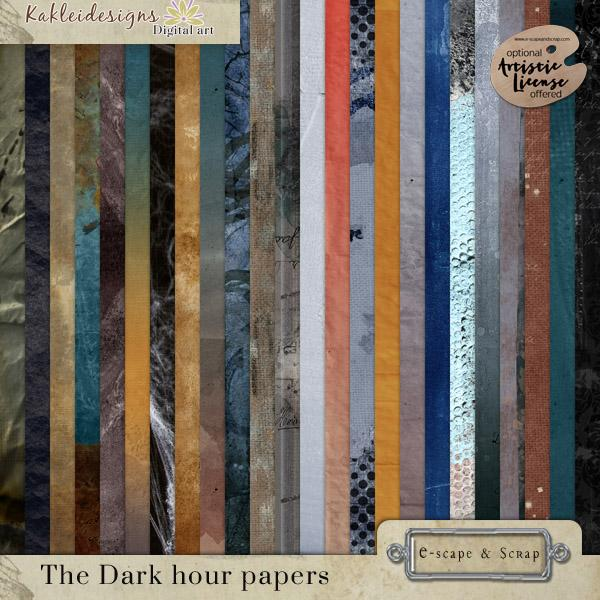 The Dark hour Papers